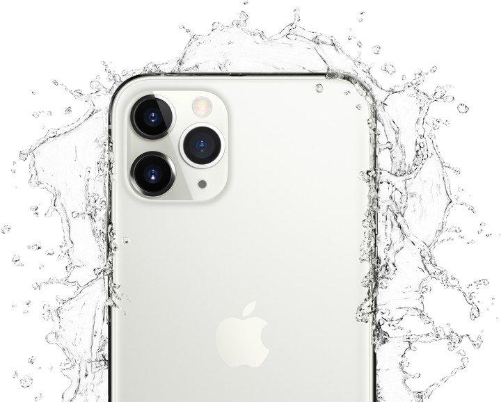 iPhone 11 Pro 512GB Silver - obrázek č. 0