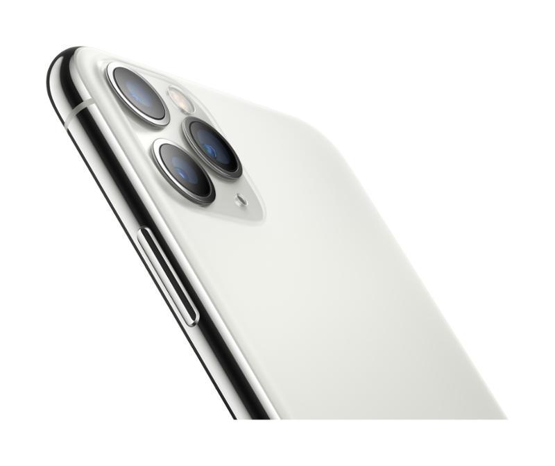 iPhone 11 Pro Max 64GB Silver - obrázek č. 0