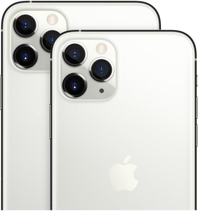 iPhone 11 Pro Max 256GB Silver - obrázek č. 0