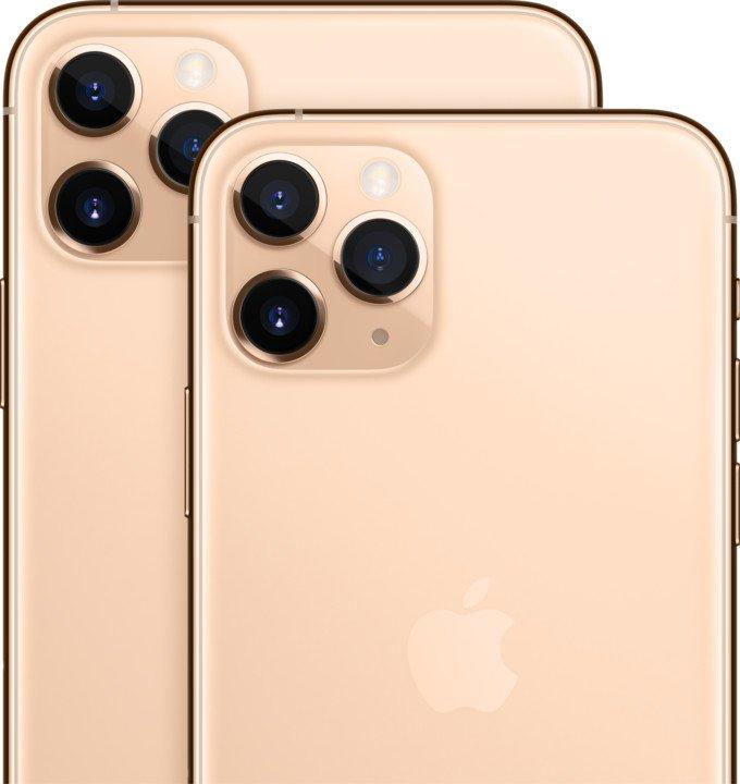 iPhone 11 Pro Max 256GB Gold - obrázek č. 0