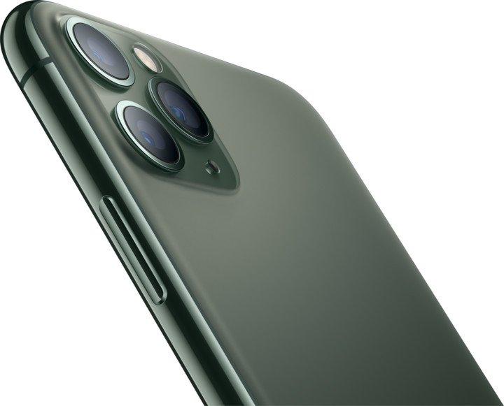 iPhone 11 Pro Max 256GB Midnight Green - obrázek č. 0