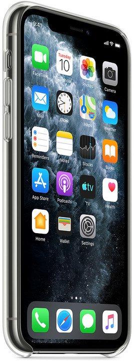 Apple kryt na iPhone 11 Pro, průhledný - obrázek č. 0