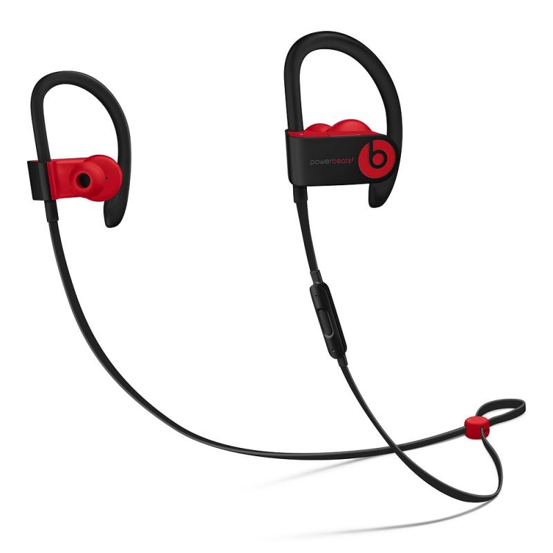Powerbeats3, červeno-černá - obrázek č. 0