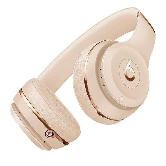 Beats Solo3 Wireless Headphones - Satin Gold - obrázek č. 0