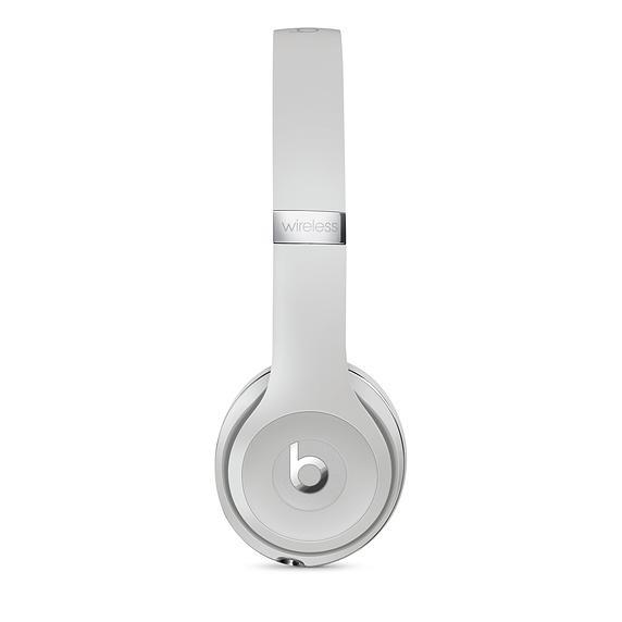 Beats Solo3 Wireless Headphones - Satin Silver - obrázek č. 0