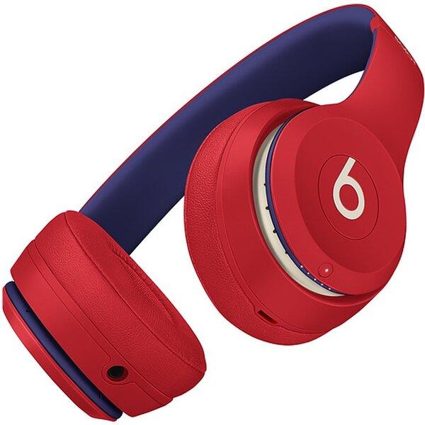 Beats Solo3 Wireless – Beats Club Collection – Club Red - obrázek č. 0