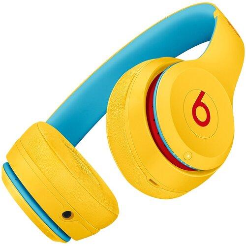 Beats Solo3 Wireless – Beats Club Collection – Club Yellow - obrázek č. 0