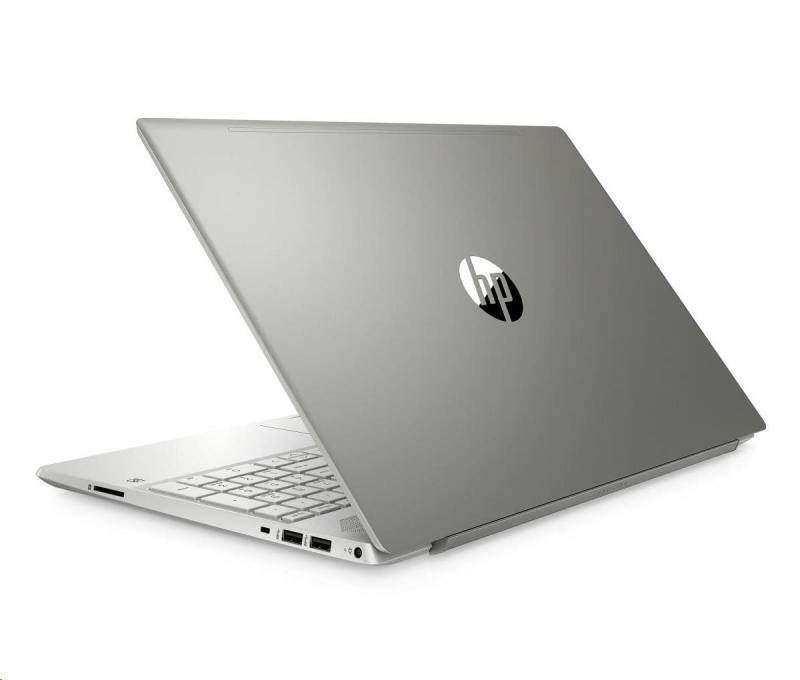 NTB HP Pavilion 15-cw1011nc;15.6 FHD IPS;Ryzen 7 3700U;16GB DDR4;512GB PCIe;AMD Radeon Vega Integrated Graphics;silver - obrázek č. 0