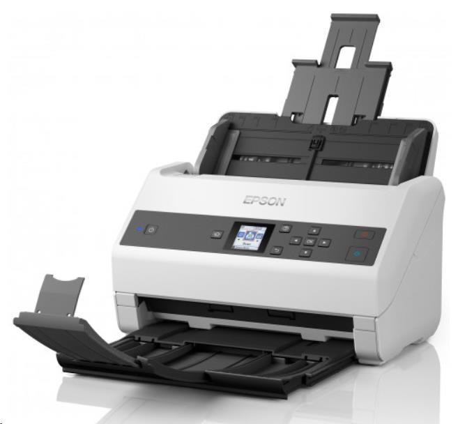 EPSON skener WorkForce DS-870, A4, 600x600 dpi, Duplex, USB 3.0 - obrázek č. 0