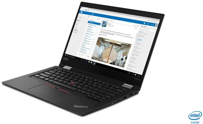 Lenovo ThinkPad X390 Yoga, černá (20NN0026MC) - obrázek č. 0