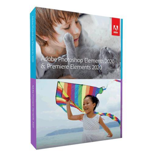 Photoshop a Premiere Elements 2020 WIN CZ pro studenty a učitele - obrázek č. 0