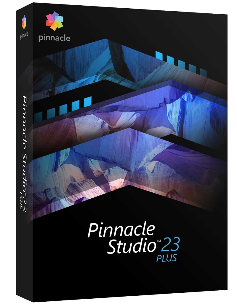 Pinnacle Studio 23 Plus (BOX) - obrázek č. 0