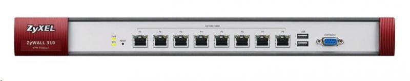 ZyXEL ZyWALL 310 Ultraspeed VPN Firewall - obrázek č. 0