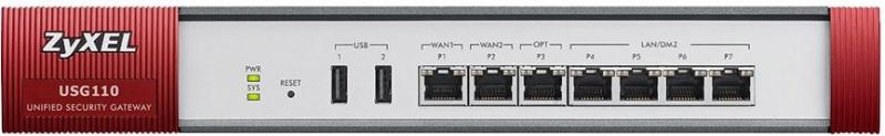 Zyxel ZyWALL USG110 UTM Security Firewall Bundle - obrázek č. 0