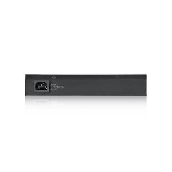 ZyXEL GS2210-8 10-port Managed L2+ Gigabit Switch - obrázek č. 1