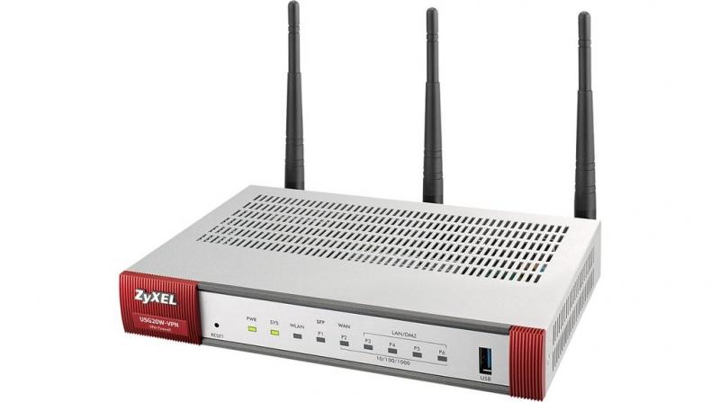 ZyXEL USG20W-VPN WiFi AC Firewall - obrázek č. 0