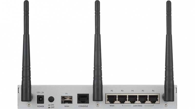 ZyXEL USG20W-VPN WiFi AC Firewall - obrázek č. 1