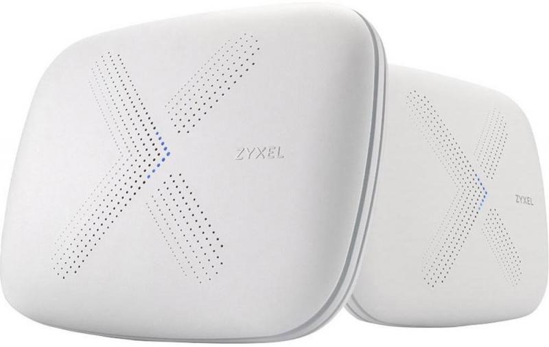 Zyxel Multy X, 2ks - třípásmový WiFi router - obrázek č. 0