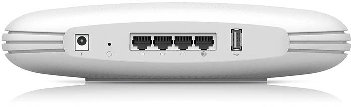 Zyxel Multy X, 2ks - třípásmový WiFi router - obrázek č. 1