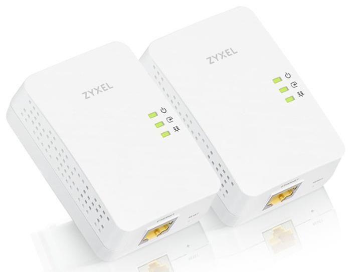 Zyxel PLA5405 Twin (2ks) - Powerline sada - obrázek č. 0