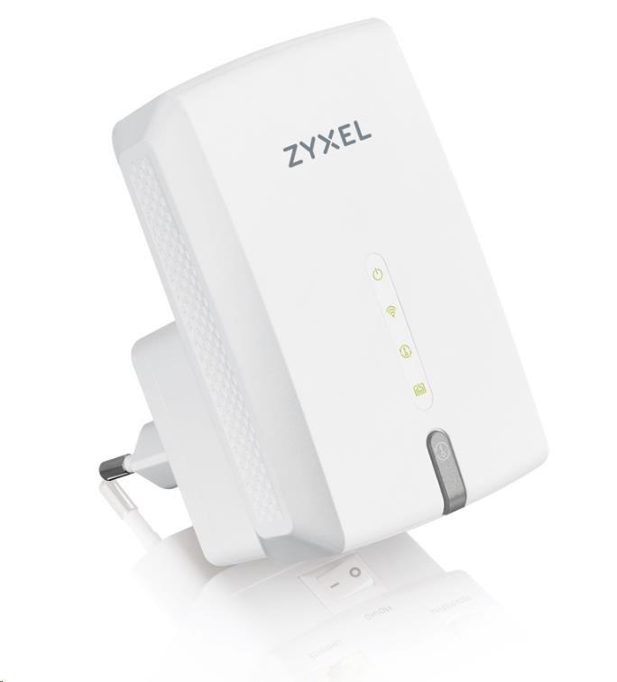 ZyXEL WRE6602 - WiFi extender - obrázek č. 0