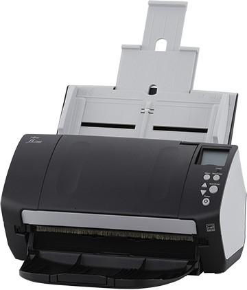 FUJITSU skener Fi-7160 A4, průchod, 60ppm, 80listů podavač, USB 3.0, 600dpi, CCDs, oboustranný sken - obrázek č. 0