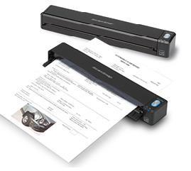 FUJITSU skener ScanSnap iX100, přenosný skener, - obrázek č. 0