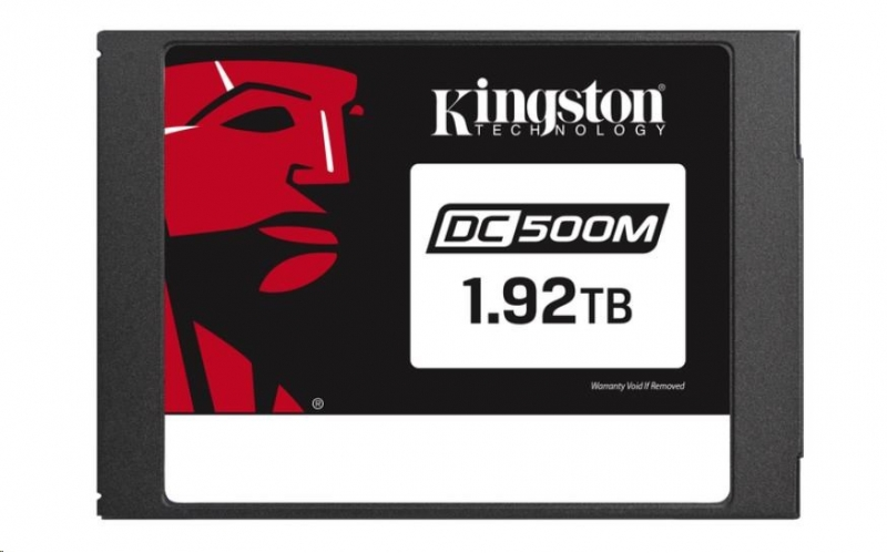 Kingston 1920GB SSD Data Centre DC500M (Mixed Use) Enterprise - obrázek č. 0