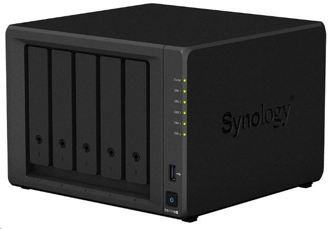 Synology DS1019+ DiskStation - obrázek č. 0