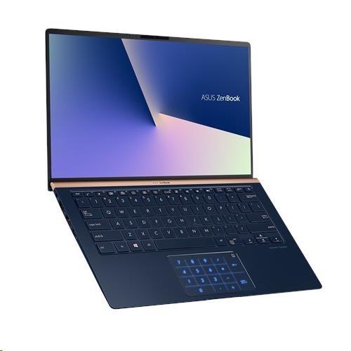 ASUS Zenbook 14 (UX433FAC-A5113R), modrá - obrázek č. 0