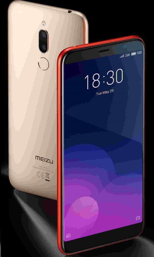 MEIZU M6T, 3GB/32GB, 5,7 - obrázek č. 0