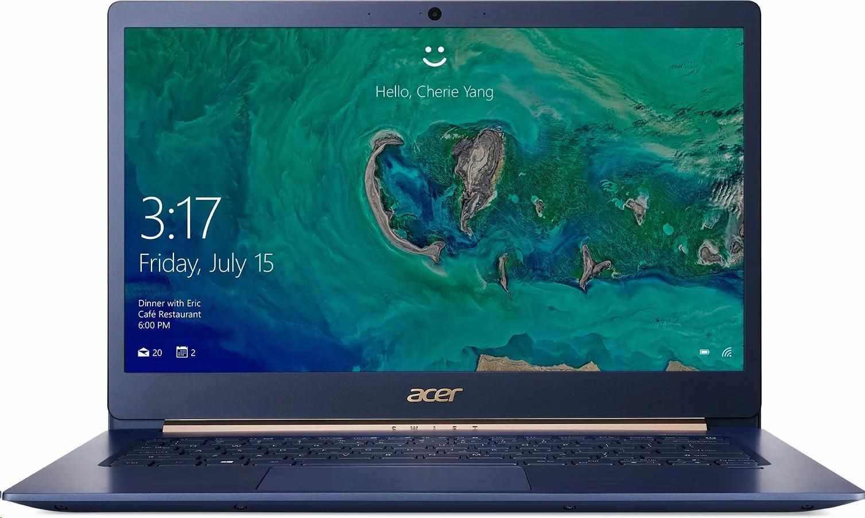 Acer Swift 5 celokovový (SF514-53T-5084), modrá - obrázek č. 0