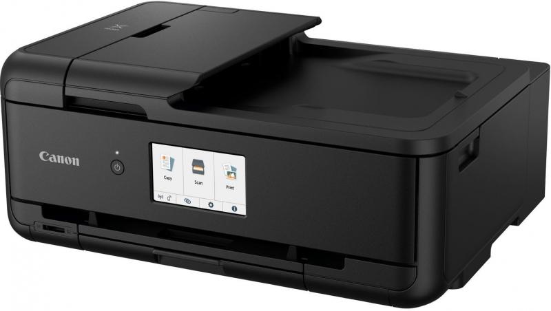 Canon PIXMA Tiskárna TS9550 - barevná, MF (tisk,kopírka,sken,cloud), duplex, USB,LAN,Wi-Fi,Bluetooth - obrázek č. 0