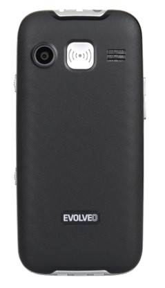 EVOLVEO EasyPhone XD s nabíjecím stojánkem - modrý - obrázek č. 1