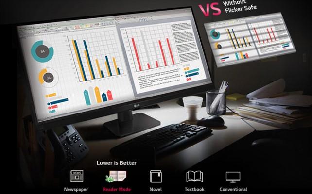"""LG 29UB67 29"""" LED monitor - obrázek č. 4"""