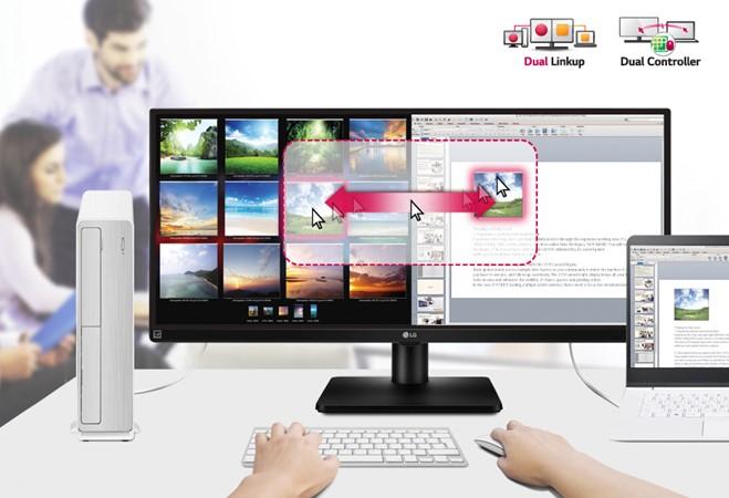 """LG 29UB67 29"""" LED monitor - obrázek č. 1"""