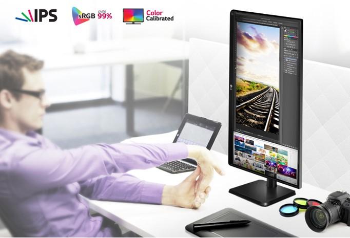 """LG 29UB67 29"""" LED monitor - obrázek č. 3"""