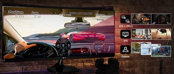"LG 25UM58 25"" LED monitor - obrázek č. 4"