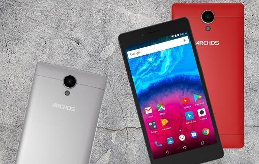 ARCHOS Core 50 4G, 16GB, červený - obrázek č. 3