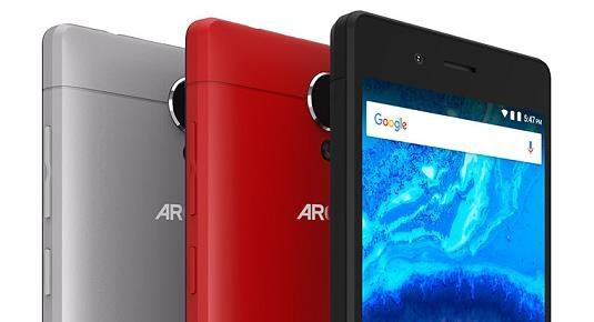 ARCHOS Core 50 4G, 16GB, červený - obrázek č. 0
