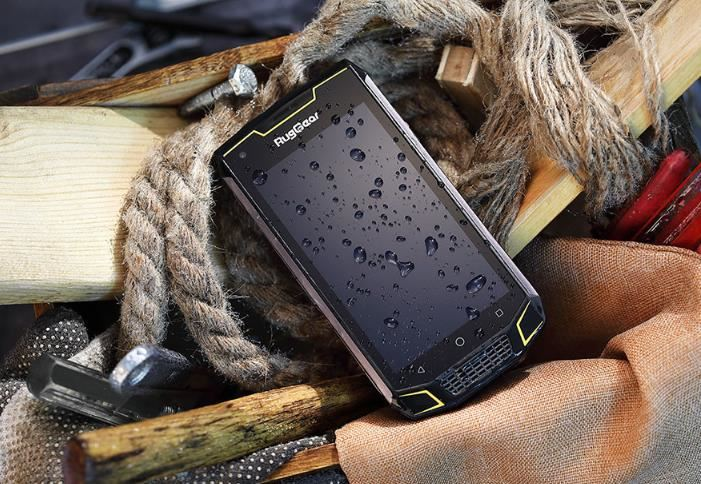 RugGear RG740, LTE, DUAL SIM, 4.7 - obrázek č. 0