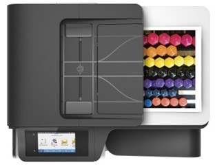 HP PageWide Pro 477dw MFP 4v 1 inkoustová tiskárna - obrázek č. 3
