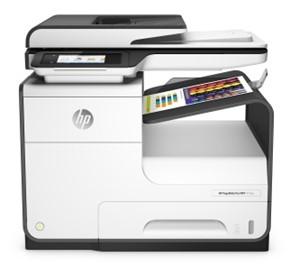 HP PageWide Pro 477dw MFP 4v 1 inkoustová tiskárna - obrázek č. 1