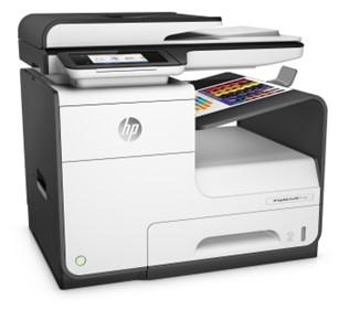 HP PageWide Pro 477dw MFP 4v 1 inkoustová tiskárna - obrázek č. 0