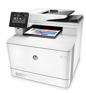 HP Color LaserJet Pro MFP M377dw Laserová tiskárna 3v1 - obrázek č. 4
