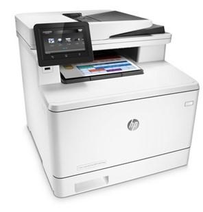 HP Color LaserJet Pro MFP M377dw Laserová tiskárna 3v1 - obrázek č. 0