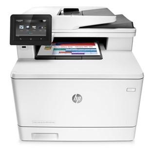 HP Color LaserJet Pro MFP M377dw Laserová tiskárna 3v1 - obrázek č. 1