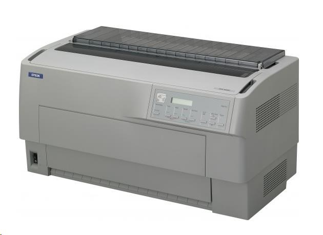 EPSON tiskárna jehličková DFX-9000N, A3, 4x9 jehel, 1550 zn/s, 1+9 kopii, USB 1.1, LPT, RS232, NET - obrázek č. 0