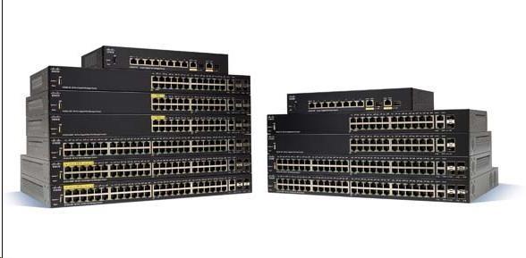Cisco 48-portový PoE switch (SF350-48P) - obrázek č. 0