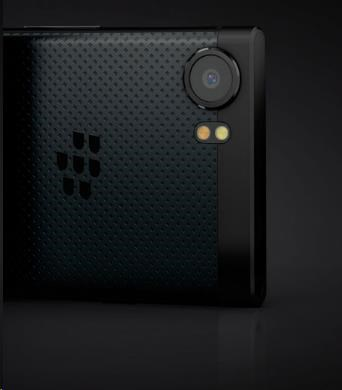 BlackBerry KEYone QWERTY Black Edition - obrázek č. 1